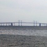 View of the Chesapeake Bay Bridge