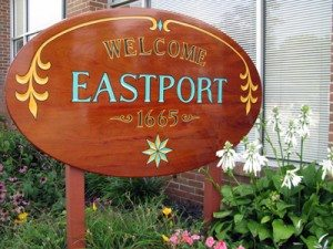 Welcome to Eastport