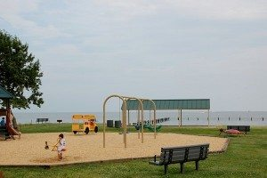 hillsmere shores play area